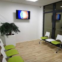 Salle d'attenteprises en charges ophtalmologiques, prestation, Ophtamologie Nancy